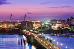 Charleston South Carolina fotos de stock