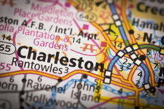 Charleston, South Carolina lizenzfreies stockfoto