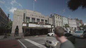 Charleston/South Carolina/USA stock video