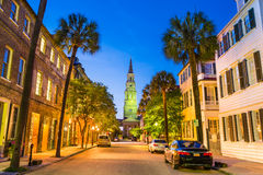 Charleston South Carolina royalty free stock image