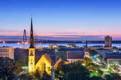 Charleston, South Carolina Royalty Free Stock Photography