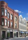 Charleston-Straßenszene Stockfoto