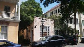 Charleston Street lizenzfreie stockbilder