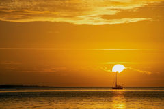Charleston Sunrise royaltyfria bilder