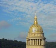 Charleston VA Capitol Building Royalty Free Stock Photos