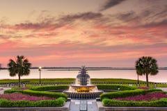 Charleston at Waterfront Park Royalty Free Stock Photos