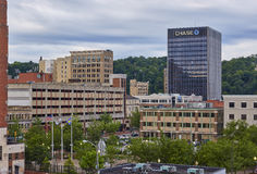 Charleston, West Virginia royalty free stock images