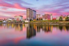 Charleston, West Virginia, USA Skyline royalty free stock image