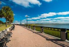 Charlestonen parkerar Royaltyfria Foton