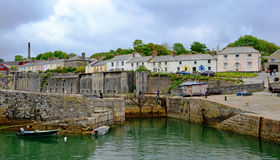 Charlestown harbour Stock Image
