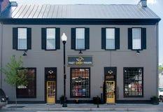 Charlestown WV que construye 1 Fotografía de archivo libre de regalías