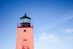 The Charlevoix Lighthouse Royalty Free Stock Photography