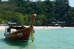 Charlie Beach. Koh Mook. Thailand Royalty Free Stock Photo
