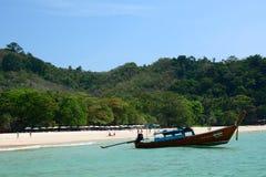 Charlie Beach Mook del KOH thailand fotografie stock