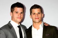 Charlie Carver, Max Carver Royalty Free Stock Images