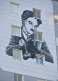 Charlie Chaplin Lizenzfreie Stockbilder