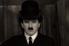 Charlie Chaplin stockbild
