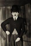 Charlie Chaplin Fotos de archivo