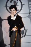 Charlie Chaplin Royalty-vrije Stock Foto
