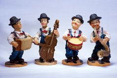 Charlie Chaplin musician souvenir Stock Image