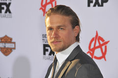 Charlie Hunnam Stock Photo