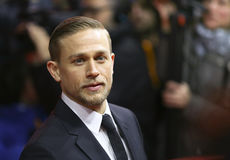 Charlie Hunnam  attend the `The Lost City of Z` Stock Photography