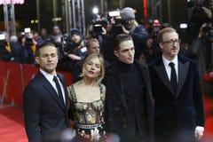 Charlie Hunnam, Sienna Miller, Robert Pattinson, James Gray Stock Photos