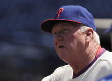 Charlie Manuel Royalty Free Stock Image