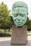 Charlie Parker pomnik obrazy stock