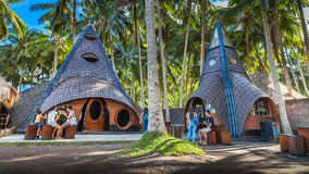 Charlie-Schokoladenfabrik/Bali, Indonesien stockbild