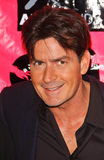 Charlie Sheen. At the 5th Annual Best In Drag Show, Fundraiser for Aid for AIDS. Orpheum Theatre, Los Angeles, CA. 10-14-07 Stock Image