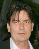 Charlie Sheen Royalty Free Stock Photo