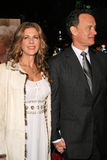 Charlie Wilson, Rita Wilson, Tom Hanks Stock Photos
