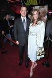 Charlie Wilson,Rita Wilson,Tom Hanks Stock Photos