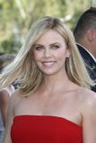 Charlize Theron at the 2012 MTV Movie Awards Arrivals, Gibson Amphitheater, Universal City, CA 06-03-12 Stock Image