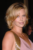 Charlize Theron Photographie stock
