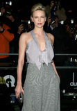 Charlize Theron Images libres de droits
