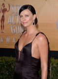 Charlize Theron Arkivfoto