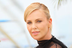 Charlize Theron 图库摄影