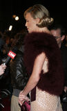 Charlize Theron immagine stock