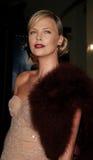 Charlize Theron immagini stock