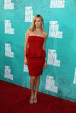 Charlize Theron arriving at the 2012 MTV Movie Awards Stock Photo