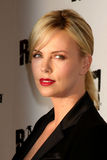 Charlize Theron, Rage Royalty Free Stock Photo