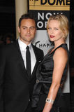 Charlize Theron, Stuart Townsend Royalty Free Stock Images