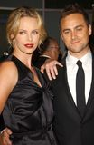 Charlize Theron, Stuart Townsend Stock Image