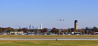 Charlotte Airport Images stock