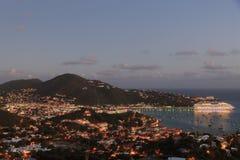 Charlotte Amalie Stock Image