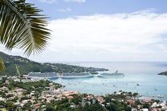 Charlotte Amalie Royaltyfri Bild