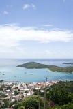 Charlotte Amalie Royaltyfria Bilder