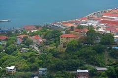 Charlotte Amalie, Heilige Thomas Island, de Maagdelijke Eilanden van de V.S. stock foto